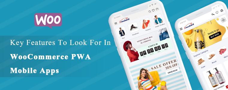 WooCommerce PWA Mobile App Maker