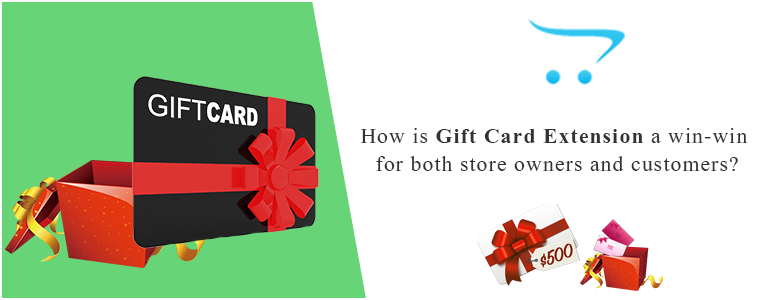 Gift Card extension by Knowband