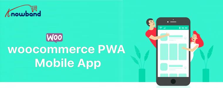 woocommerce-PWA-mobile-app
